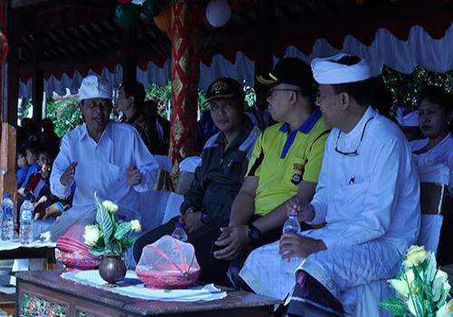 Pembukaan Porsenijar Kab. Bangli
